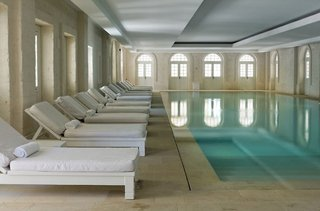 Hotel Borgo Egnazia Hallenbad