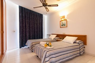 Hotel Es Trenc Apartments Wohnbeispiel