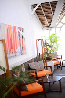 Hotel Veranda Palmar Beach Lounge/Empfang