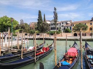 Hotel Cristallo Venedig Meer/Hafen/Schiff