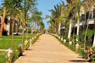 Hotel Aladdin Beach Resort Garten