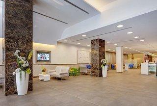 Hotel Best Western Premier Royal Santina Lounge/Empfang