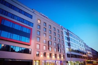 Hotel Botanique Hotel PragAußenaufnahme