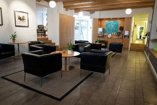 Hotel Best Western Hotel Hebron Lounge/Empfang