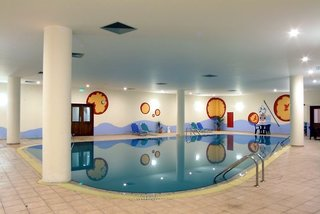 Hotel Aktea Beach Village Hallenbad