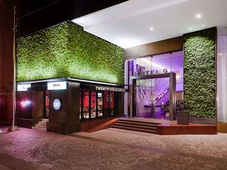 Hotel Pullman Bangkok G Außenaufnahme