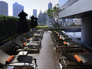 Hotel Pullman Bangkok G Terasse