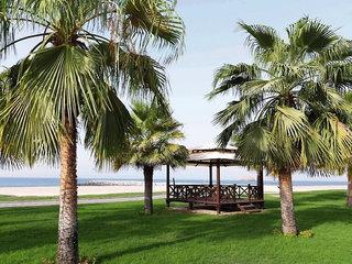 Hotel Radisson Blu Resort Fujairah Garten
