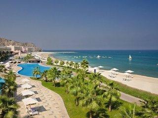 Hotel Radisson Blu Resort Fujairah Außenaufnahme