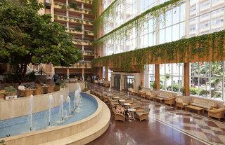 Hotel Playacapricho Lounge/Empfang