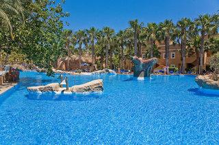 Hotel Playacapricho Pool