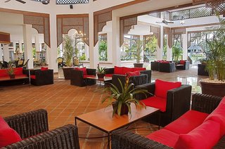 Hotel Occidental Punta Cana Lounge/Empfang