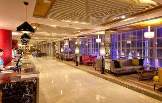 Hotel Grandpark Lara Lounge/Empfang