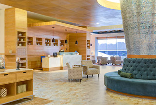 Hotel Four Points by Sheraton Cancun Centro Lounge/Empfang