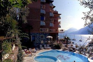 Hotel Firenze Assenza Di Brenzone Pool