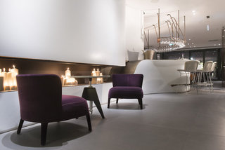 Hotel Scandic Frankfurt Museumsufer Lounge/Empfang