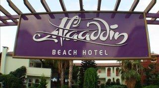 Hotel Alaaddin Beach - Erwachsenenhotel Außenaufnahme