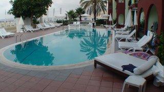 Hotel Alaaddin Beach - Erwachsenenhotel Pool