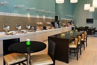 Hotel Fairfield Inn & Suites New York Midtown Manhattan/Penn Station Frühstücksraum