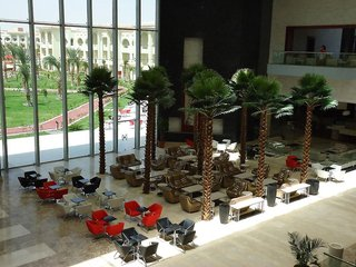 Hotel Serenity Fun City Resort Lounge/Empfang