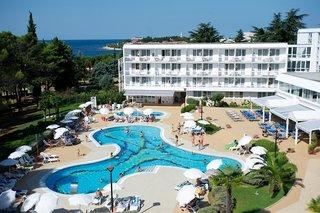 Hotel Aminess Laguna Außenaufnahme