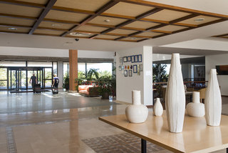 Hotel Costa Calero Talaso & Spa Lounge/Empfang