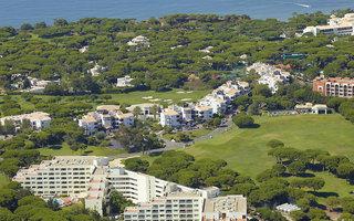 Hotel Alpinus Algarve demnächst The Patio Suite Hotel Luftaufnahme