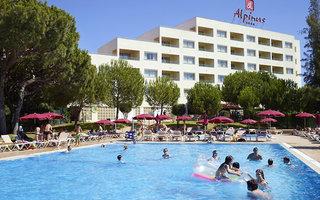 Hotel Alpinus Algarve demnächst The Patio Suite Hotel Pool