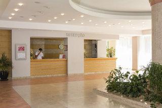 Hotel Alpinus Algarve demnächst The Patio Suite Hotel Lounge/Empfang