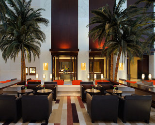 Hotel Hyatt Regency Dubai Lounge/Empfang