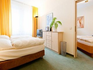 Hotel Aparthotels an der Frauenkirche - Münzgasse Wohnbeispiel