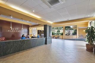 Hotel Best Alcazar Hotel Lounge/Empfang