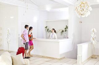 Hotel Mrs Chryssana Beach Hotel Lounge/Empfang