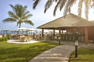 Hotel Fujairah Rotana Resort & Spa Garten