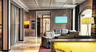Hotel Alphotel Innsbruck Lounge/Empfang