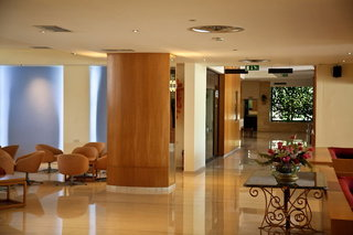 Hotel Blue Horizon Lounge/Empfang