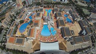 Hotel BH Mallorca - Erwachsenenhotel ab 18 Jahre Luftaufnahme
