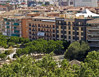 Hotel Senator Spa Granada Außenaufnahme
