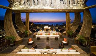 Hotel Centara Grand Mirage Beach Resort Terasse