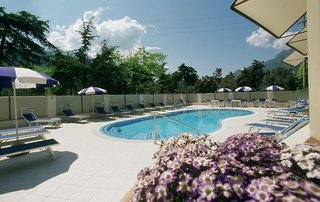 Hotel Angelini Pool