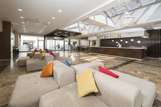 Hotel Grand Seker Lounge/Empfang