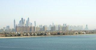 Hotel Sofitel Dubai The Palm Resort & Spa Stadtansicht