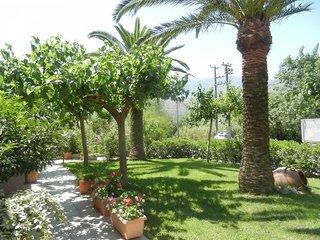 Hotel Athena Garten