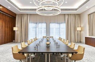 Hotel Hilton Dubai Al Habtoor City Konferenzraum