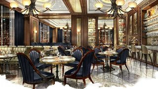 Hotel Hilton Dubai Al Habtoor City Restaurant