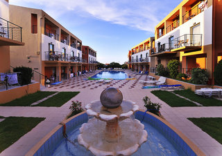 Hotel Sunrise Village Hotel Platanias Außenaufnahme