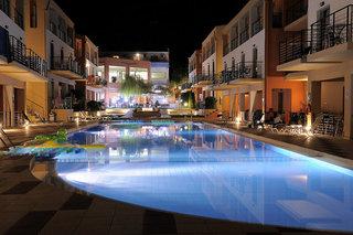 Hotel Sunrise Village Hotel Platanias Pool