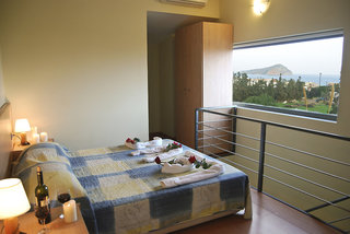 Hotel Sunrise Village Hotel Platanias Wohnbeispiel