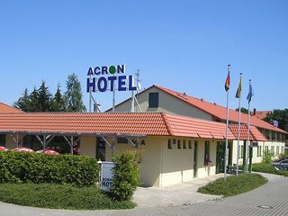 Hotel ACRON Hotel Quedlinburg Außenaufnahme