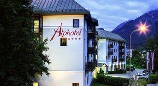 Hotel Alphotel Innsbruck Außenaufnahme